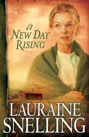 Cover of: A New Day Rising (Red River of the North #2) | Lauraine Snelling