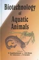 Cover of: Biotechnology of Aquatic Animals |