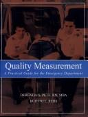 Cover of: Quality Measurement