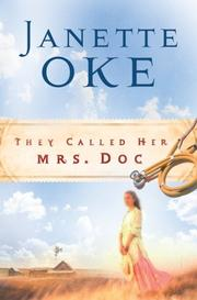 Cover of: They Called Her Mrs. Doc (Women of the West #5) | Janette Oke