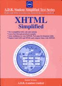 Cover of: XHTML Simplified (A.D.R.Student Simplified Test)
