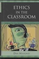 Cover of: Ethics in the Classroom