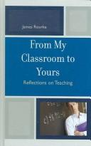 Cover of: From My Classroom to Yours