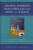 Cover of: Helping Students Who Struggle with Math and Science