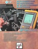 Cover of: Automotive Electrical & Electronic Systems (Chek-Chart Automotive Series) | Richard K. Dupuy