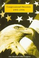 Cover of: 1997-1998 Official Congressional Directory | United States Government Printing Office