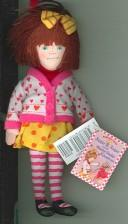 Cover of: Junie B. Jones and the Mushy Gushy Valentine Doll: 6.5""