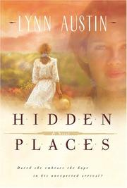 Cover of: Hidden Places: a novel