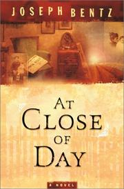 Cover of: At close of day