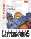 Cover of: Streetwise Business Letters and Forms