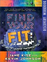 Cover of: Find Your Fit | Jane Kise
