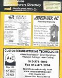 Cover of: 2003 Kansas Manufacturers Directory |