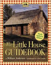 Cover of: The Little House guidebook | William Anderson