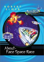 Cover of: About-face space race