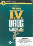 Cover of: Nursing I.V. Drug Handbook, Eighth Edition, for PDA