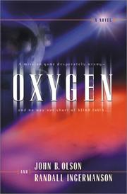 Cover of: Oxygen