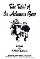 Cover of: Trail of the Arkansas Bear