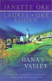 Cover of: Dana's valley