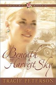 Cover of: Beneath a harvest sky