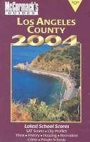 Cover of: Los Angeles County 2004 (Mccormack's Guides. Los Angeles County)