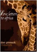 Cover of: Love Letters to Africa | Don Pinnock