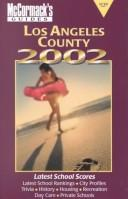 Cover of: McCormack's Guides Los Angeles County 2002 (McCormack's Guides Los Angeles)