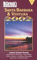 Cover of: McCormack's Guides Santa Barbara and Ventura 2002 (McCormack's Guides Santa Barbara/Ventura)
