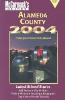 Cover of: Alameda County 2004 (McCormack's Guides Alamenda County/Central Valley)