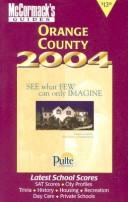 Cover of: Orange County 2004 (Mccormack's Guides. Orange County)