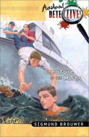 Cover of: Creature of the mists