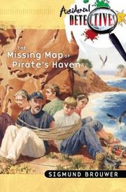 Cover of: The missing map of Pirate's Haven