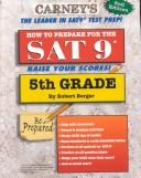 Cover of: How To Prepare for the SAT 9 - 5th Grade (Workbook) (How to Prepare for the SAT 9)