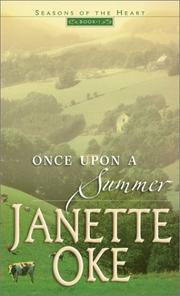Cover of: Once Upon a Summer (Seasons of the Heart #1)