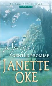 Cover of: Spring's Gentle Promise (Seasons of the Heart #4)