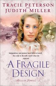 Cover of: A fragile design