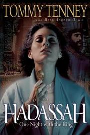 Cover of: Hadassah | Tommy Tenney