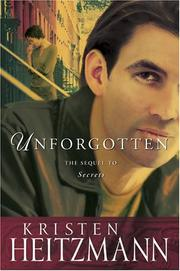Cover of: Unforgotten