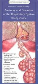 Cover of: Anatomical Chart Company