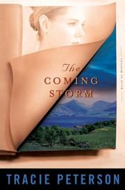 Cover of: The Coming Storm: Heirs of Montana (Thorndike Press Large Print Christian Romance Series)