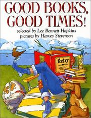 Cover of: Good Books, Good Times!