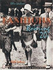 Cover of: Fashions of the Roaring '20s