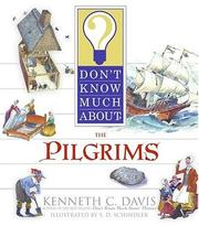 Cover of: Don't Know Much About the Pilgrims (Don't Know Much About)