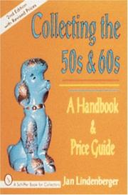 Cover of: Collecting the 50s and 60s