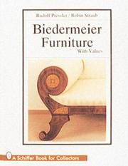 Biedermeier furniture by Rudolf Pressler