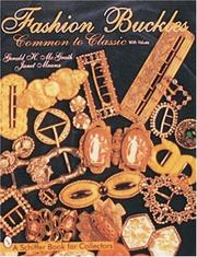 Cover of: Fashion buckles