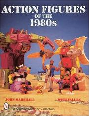 Cover of: Action figures of the 1980s