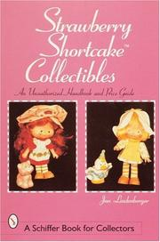 Cover of: Strawberry Shortcake collectibles