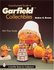 Cover of: Garfield collectibles