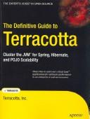 Cover of: The Definitive Guide to Terracotta | Terracotta, Inc.