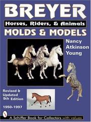 Breyer molds & models by Nancy Atkinson Young